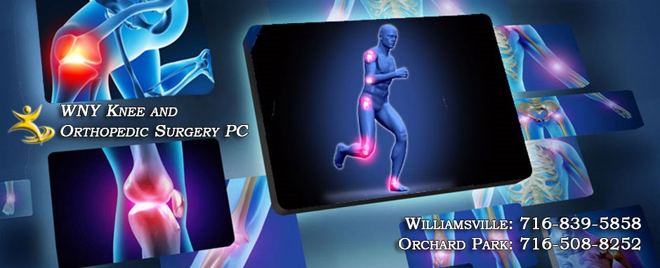 Orthopedic Care and Surgery at WNY Knee and Orthopedic Surgery PC